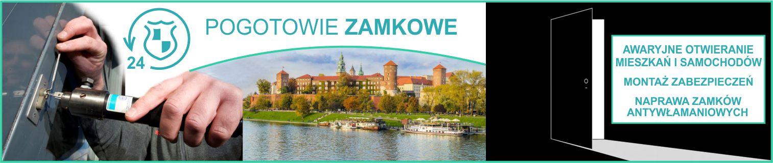 Otwieranie zamka bez kluczyka Kraków
