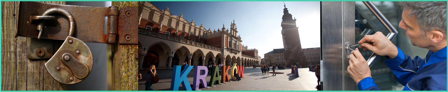 Otwieranie zamka bez kluczyka w Krakowie
