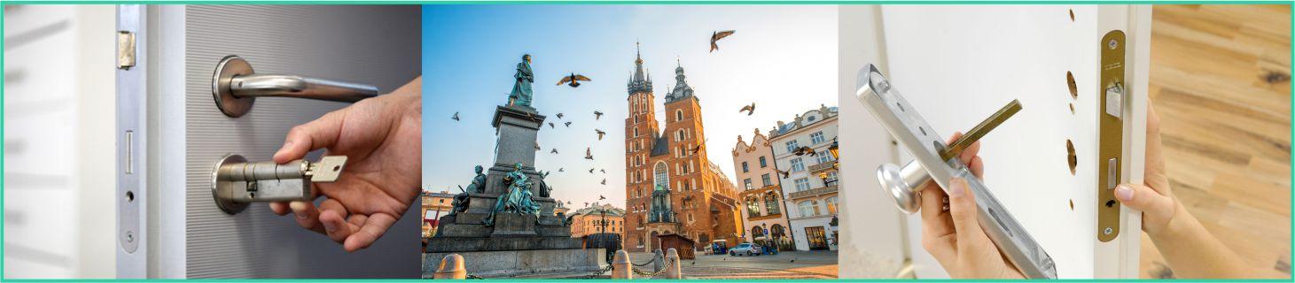 Zamki drzwiowe Kraków