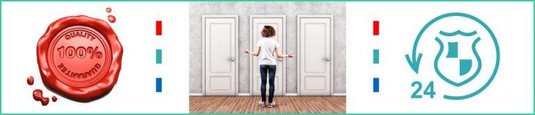 Jakie drzwi wewnętrzne?