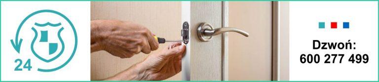 Wymiana zamka w drzwiach. Od czego zacząć?